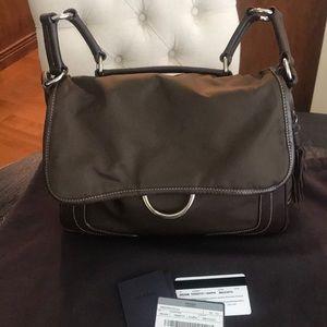 Prada Nylon/leather purse